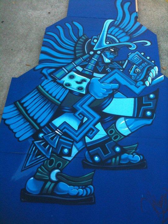 Huitzilopochtli Immortal Studios