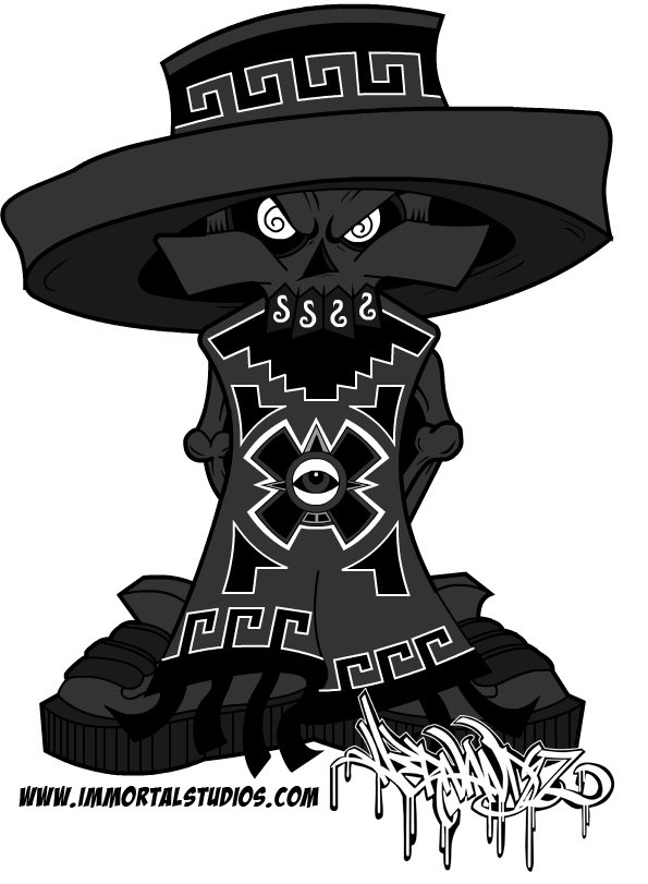 Sdcc El Bandito Muerto Drops This Friday Amp Live Painting