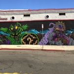 Collabo with MArka27 @Vyalone #COICrew@SelfhelpGraphics Los Angeles 2013