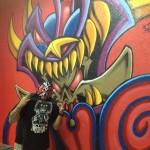 """""""DEath Serpent"""" in DF Mexico City con El Demonio Rojo 2012"""